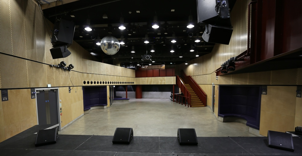 Main Venue