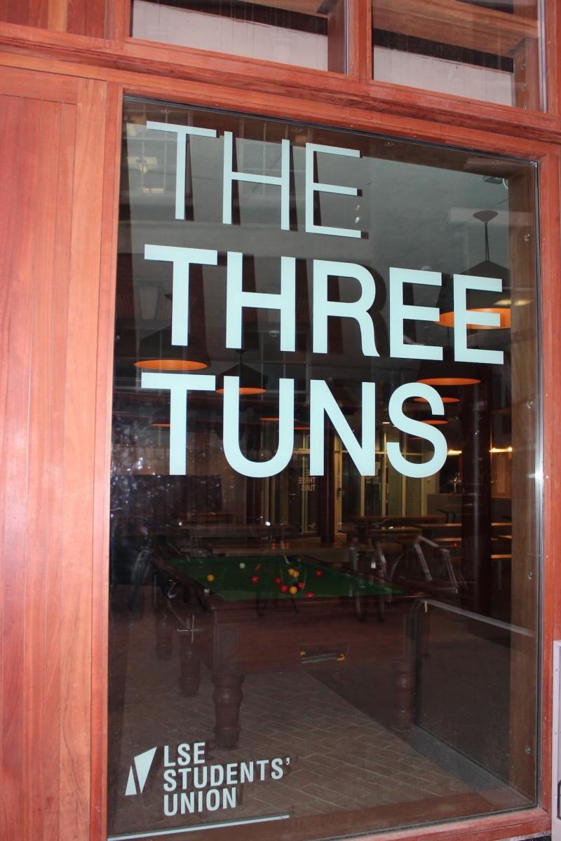 The Three Tuns