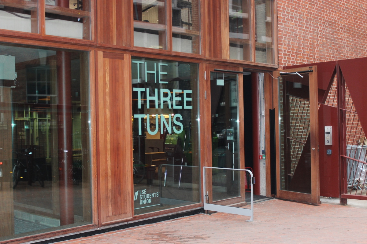 The Three Tuns